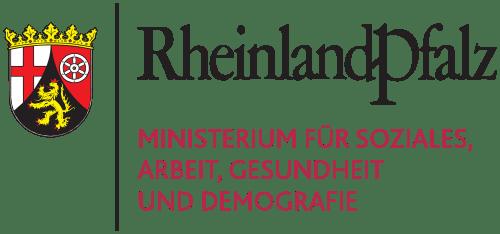 ministerium für soziales rheinlandpfalz logo